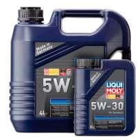 Liqui Moly Optimal Synth 5W-30 SL/CF синтетическое моторное масло