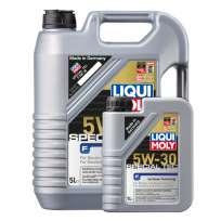 Liqui Moly Special Tec F 5W-30 синтетическое моторное масло