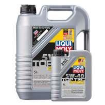Liqui Moly Top Tec 4100 5W-40 SN/CF синтетическое моторное масло