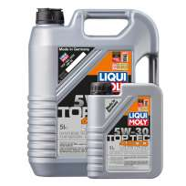 Liqui Moly Top Tec 4200 5W-30 SM/CF синтетическое моторное масло