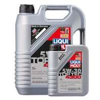 Liqui Moly Top Tec 4300 5W-30 SN/CF синтетическое моторное масло