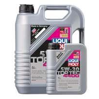 Liqui Moly Top Tec 4400 5W-30 синтетическое моторное масло