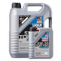 Liqui Moly Top Tec 4600 5W-30 SN/CF синтетическое моторное масло