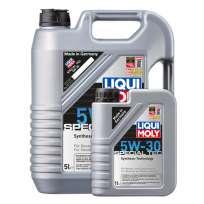 Liqui Moly Special Tec 5W-30 SL синтетическое моторное масло