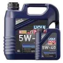 Liqui Moly Optimal Synth 5W-40 SN/CF синтетическое моторное масло