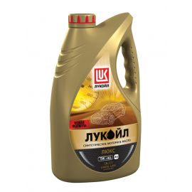 LUKOIL Luxe 5W-40 SN/CF синтетическое моторное масло
