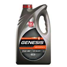 LUKOIL Genesis Armortech A5B5 5W-30 SL/CF синтетическое моторное масло