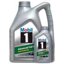 Mobil 1™ 0W-20 SN/CF синтетическое моторное масло