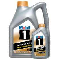 Mobil 1™ 0W-40 SN/CF синтетическое моторное масло