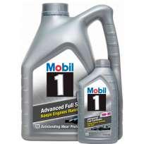 Mobil 1™ X1 5W-30 SN/CF синтетическое моторное масло