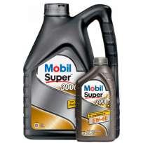 Mobil Super™ 3000 X1 5W-40 SN/CF синтетическое моторное масло