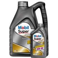 Mobil Super™ 3000 X1 Formula FE 5W-30 SL/CF синтетическое моторное масло