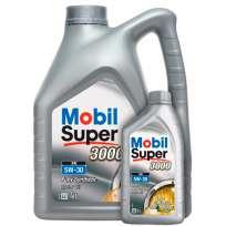 Mobil Super™ 3000 XE 5W-30 SM/CF синтетическое моторное масло