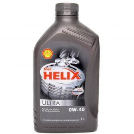 SHELL HELIX ULTRA 0W-40 синтетическое моторное масло
