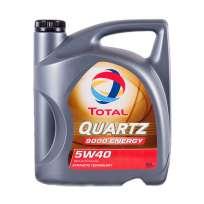 TOTAL QUARTZ 9000 ENERGY 5W-40 SN/CF синтетическое моторное масло