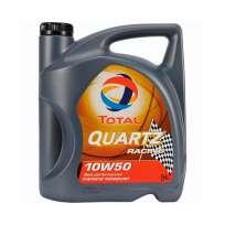 TOTAL QUARTZ RACING 10W-50 SN/CF синтетическое моторное масло