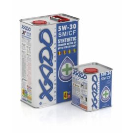 XADO Atomic Oil 5W-30 SM/CF синтетическое моторное масло (20л)