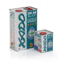 XADO Atomic Oil 5W-40 SL/CF синтетическое моторное масло (20л)