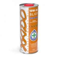 XADO Atomic Oil 10W-30 SL/CF минеральное моторное масло (1л)