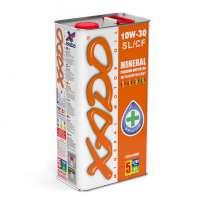 XADO Atomic Oil 10W-30 SL/CF минеральное моторное масло (5л)
