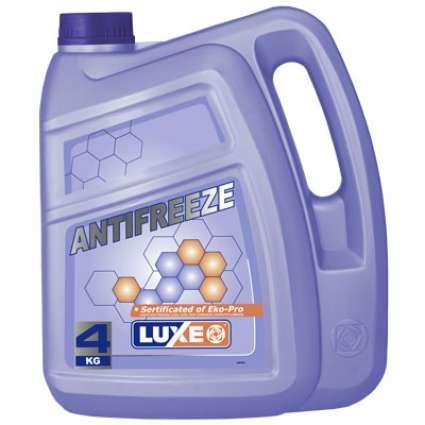 LUXE ANTIFREEZE Eko-Pro RED концентрат