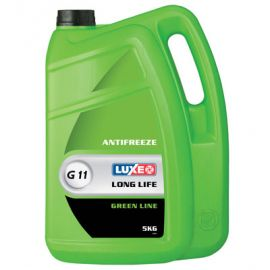 LUXE ANTIFREEZE Green Line G11
