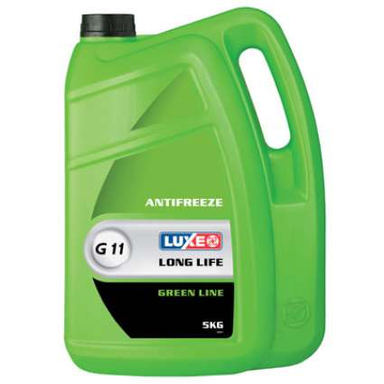 LUXE ANTIFREEZE Green Line G11