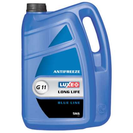 LUXE ANTIFREEZE Original Blue G11