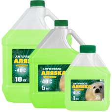 Аляska Antifreeze -40 Green G11