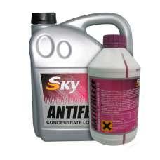 SKY ANTIFREEZE G12  Анифриз (концентрат) 1,5 литра