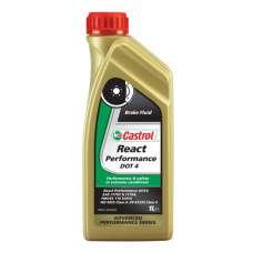 Castrol React Performance DOT-4 Тормозная жидкость