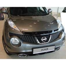 """SIM Nissan Juke '10- Дефлектор капота """"мухобойка"""""""