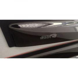 ANV air Дефлекторы окон на Ford Focus II '04-11 хэтчбек 5d (накладные)