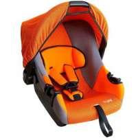Siger Детское автокресло Эгида группа 0+ (Оранжевый)