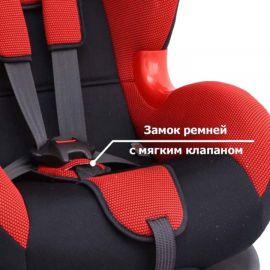 Siger Детское автокресло Кокон группа 1-2 (Красный)