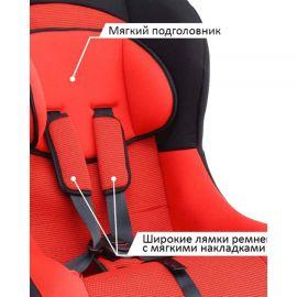 Siger Детское автокресло Тотем группа 0+/1 (Красный)