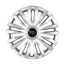 SKS 217 R14 Колпаки для колес с логотипом Audi (Комплект 4 шт.)