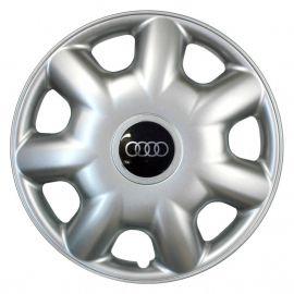 SKS 218 R14 Колпаки для колес с логотипом Audi (Комплект 4 шт.)