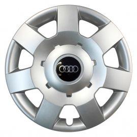 SKS 219 R14 Колпаки для колес с логотипом Audi (Комплект 4 шт.)