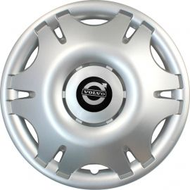 SKS 305 R15 Колпаки для колес с логотипом Volvo (Комплект 4 шт.)