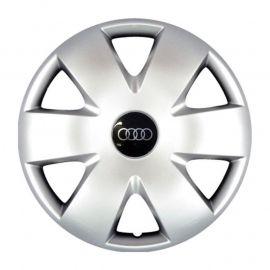 SKS 308 R15 Колпаки для колес с логотипом Audi (Комплект 4 шт.)