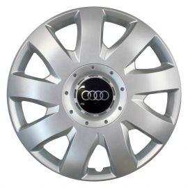 SKS 311 R15 Колпаки для колес с логотипом Audi (Комплект 4 шт.)
