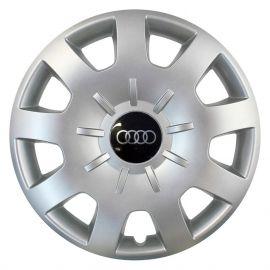 SKS 314 R15 Колпаки для колес с логотипом Audi (Комплект 4 шт.)