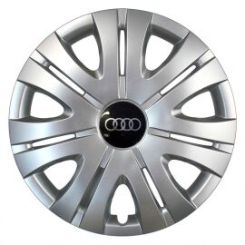 SKS 317 R15 Колпаки для колес с логотипом Audi (Комплект 4 шт.)