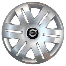 SKS 406 R16 Колпаки для колес с логотипом Volvo (Комплект 4 шт.)