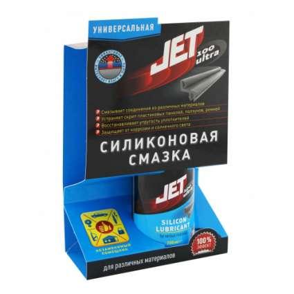 JET 100 Ultra Универсальная густая силиконовая смазка-спрей