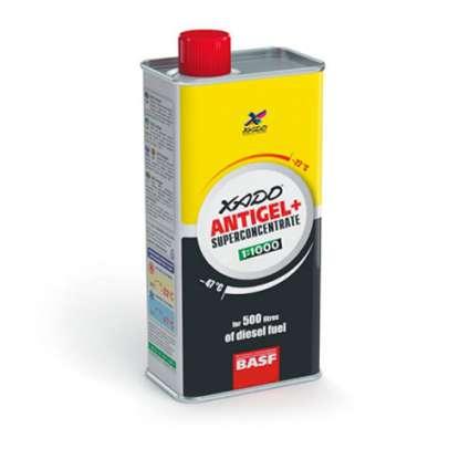 XADO Антигель для дизельного топлива (1:1000)