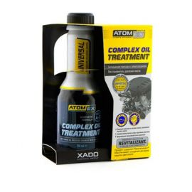 ATOMEX Complex Oil Treatment Антидымная присадка с ревитализантом