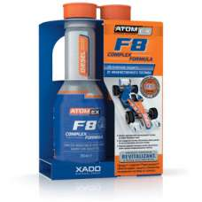 ATOMEX F8 Complex Formula (Diesel) защита дизельного двигателя