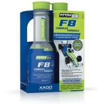 ATOMEX F8 Complex Formula (Gasoline) защита бензинового двигателя